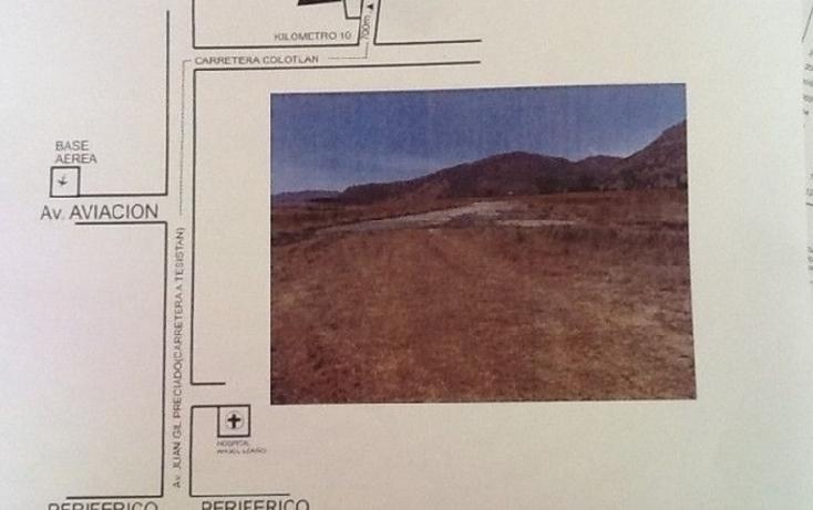 Foto de terreno habitacional en venta en  , mirador del bosque, zapopan, jalisco, 1927199 No. 01