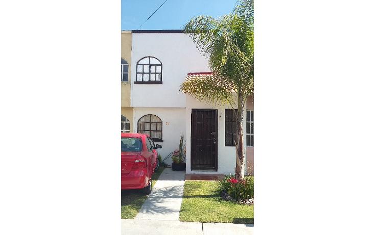 Foto de casa en venta en  , mirador del quinceo, morelia, michoacán de ocampo, 1660044 No. 01