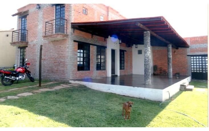 Foto de casa en venta en  , mirador del valle, jacona, michoac?n de ocampo, 1786524 No. 01