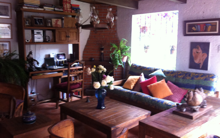 Foto de casa en renta en  , mirador del valle, tlalpan, distrito federal, 943863 No. 03