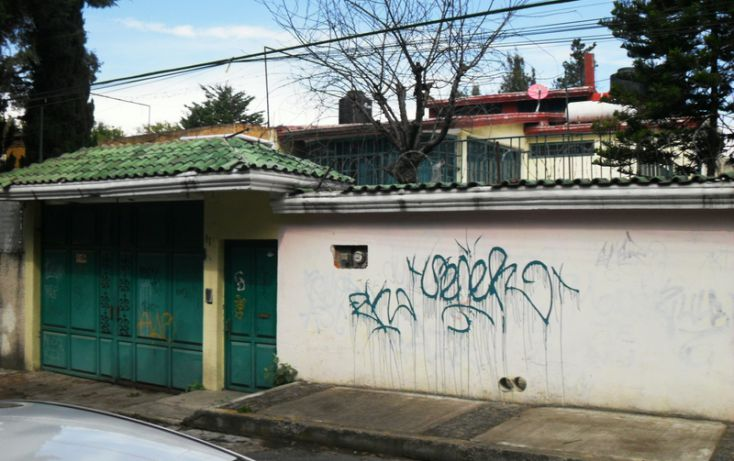 Foto de terreno habitacional en venta en, mirador i, tlalpan, df, 1672021 no 13
