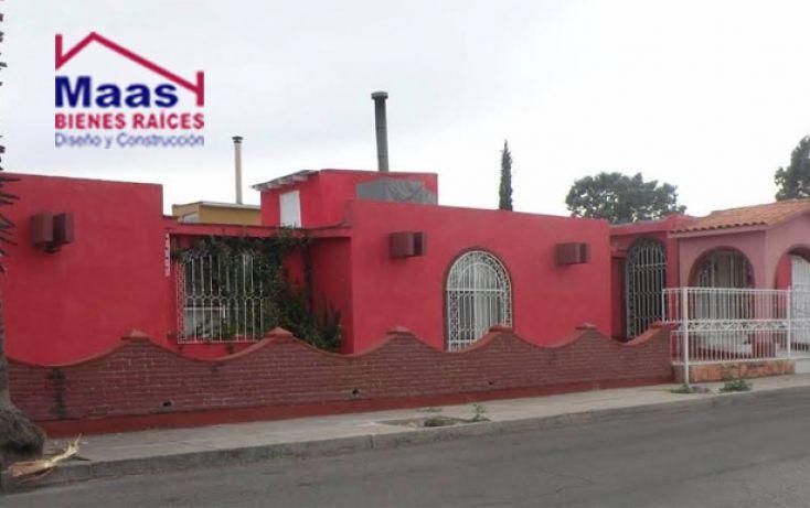 Foto de casa en venta en, mirador, juárez, chihuahua, 2036968 no 01