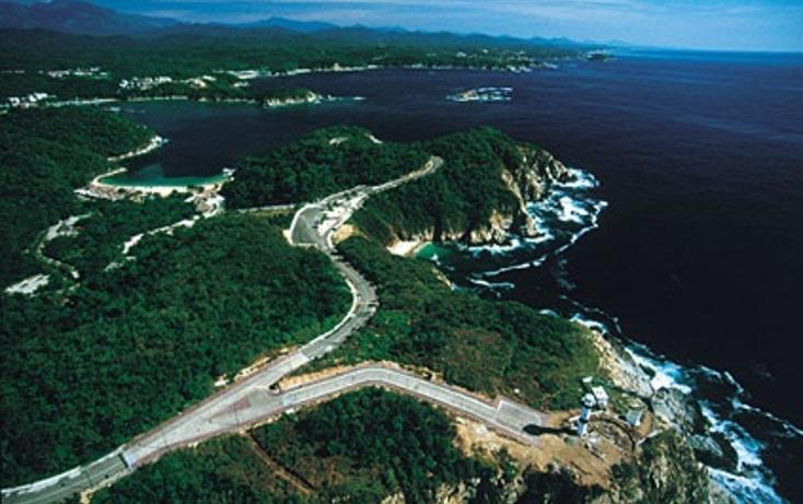 Foto de terreno habitacional en venta en  , mirador, santa maría huatulco, oaxaca, 1290671 No. 01