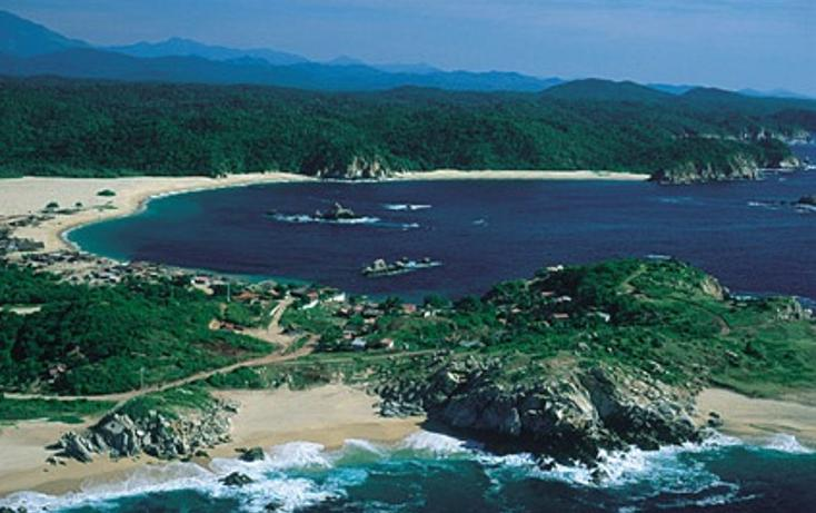 Foto de terreno habitacional en venta en  , mirador, santa maría huatulco, oaxaca, 1290671 No. 02