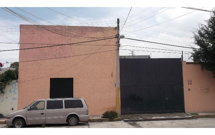Foto de bodega en renta en  , mirador santa rosa, cuautitlán izcalli, méxico, 1194977 No. 01