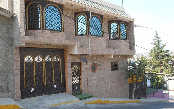 Foto de casa en venta en  , miraflores, atizapán de zaragoza, méxico, 1281679 No. 01