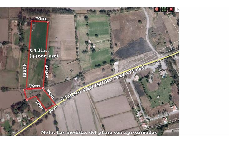 Foto de terreno habitacional en venta en  , mirage, tlajomulco de zúñiga, jalisco, 1444025 No. 01