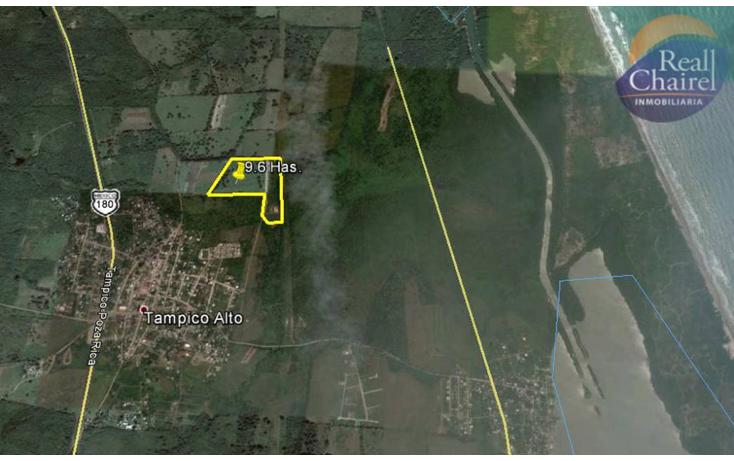 Foto de terreno habitacional en venta en  , miramar, altamira, tamaulipas, 1572370 No. 01