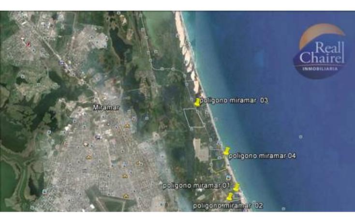 Foto de terreno comercial en venta en  , miramar, altamira, tamaulipas, 1579604 No. 01
