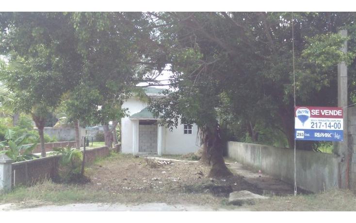 Foto de terreno habitacional en venta en  , miramar, ciudad madero, tamaulipas, 1170449 No. 01
