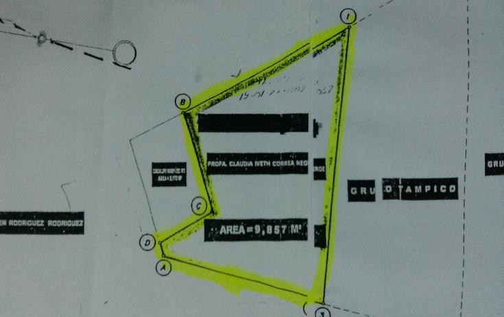 Foto de terreno comercial en venta en  , miramar, ciudad madero, tamaulipas, 1265475 No. 01