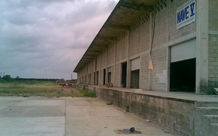 Foto de nave industrial en renta en  , miramar sector 1, altamira, tamaulipas, 1058041 No. 01