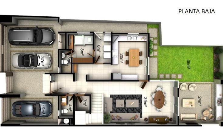 Foto de casa en venta en  , mirasierra 1er sector, san pedro garza garcía, nuevo león, 1626834 No. 05