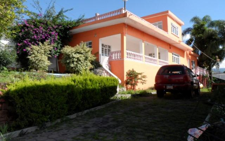 Foto de casa en renta en  , miraval, cuernavaca, morelos, 1045367 No. 01