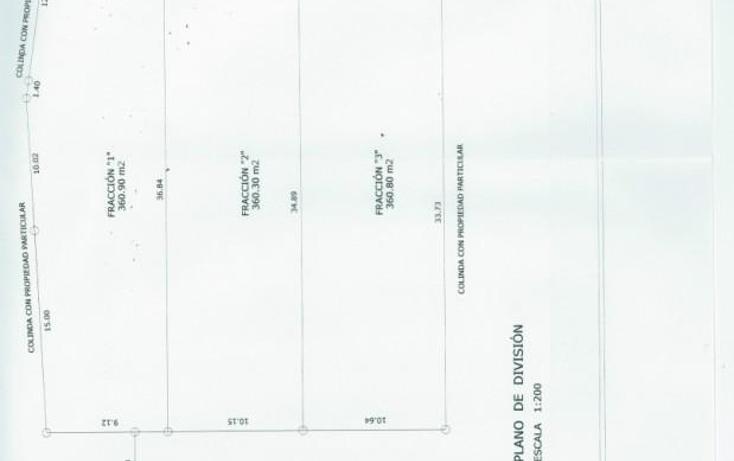 Foto de terreno habitacional en venta en  , miraval, cuernavaca, morelos, 1108329 No. 01