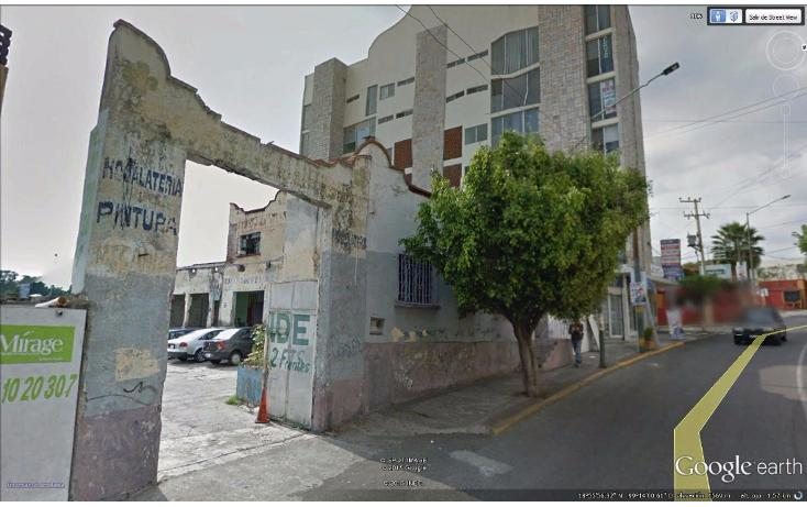 Foto de terreno comercial en venta en  , miraval, cuernavaca, morelos, 1861590 No. 02