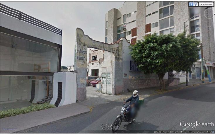 Foto de terreno comercial en venta en  , miraval, cuernavaca, morelos, 1861590 No. 03