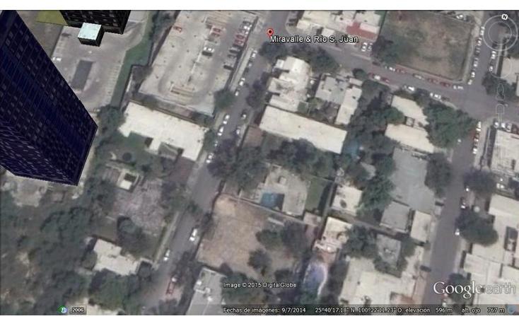 Foto de terreno habitacional en venta en  , miravalle, monterrey, nuevo león, 1490811 No. 01