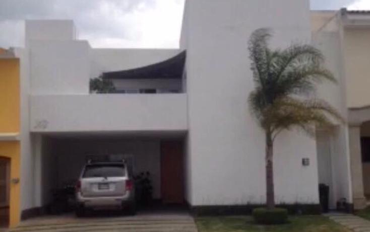 Foto de casa en venta en  , miravalle, san luis potosí, san luis potosí, 1244907 No. 01