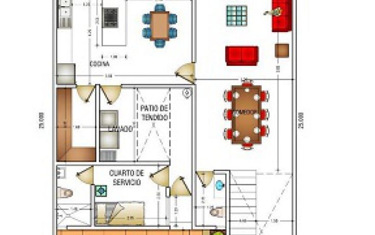 Foto de casa en venta en, miravalle, san luis potosí, san luis potosí, 1823214 no 02