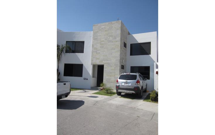 Foto de casa en renta en  , miravalle, san luis potosí, san luis potosí, 940781 No. 01
