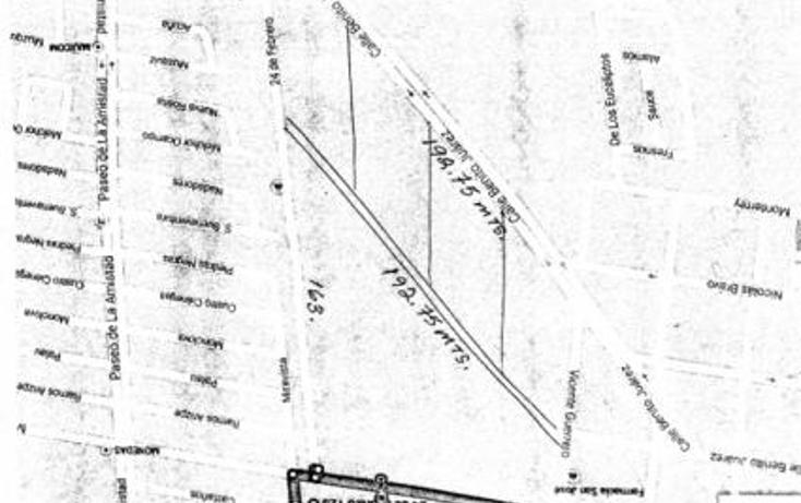 Foto de terreno comercial en venta en  , miravista i, general escobedo, nuevo león, 1661578 No. 02