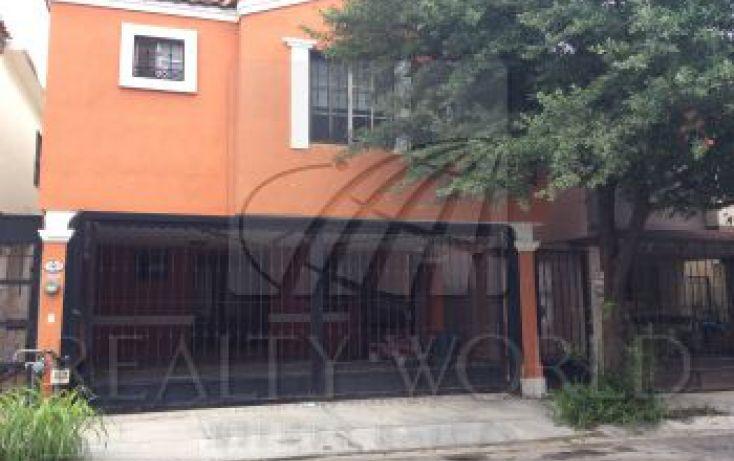 Foto de casa en renta en, misión de anáhuac 1er sector, general escobedo, nuevo león, 1323579 no 01