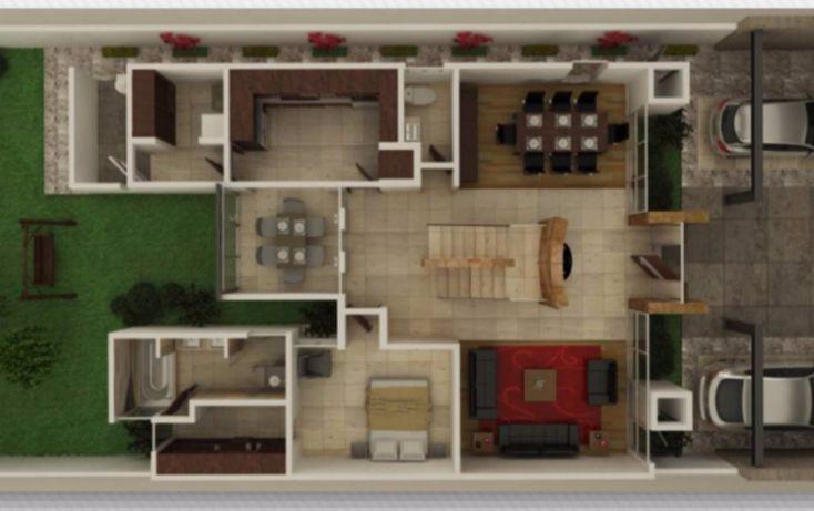 Foto de casa en condominio en venta en, misión de concá, querétaro, querétaro, 1676994 no 03