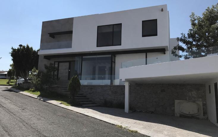 Foto de casa en venta en  , misión de concá, querétaro, querétaro, 2728616 No. 01