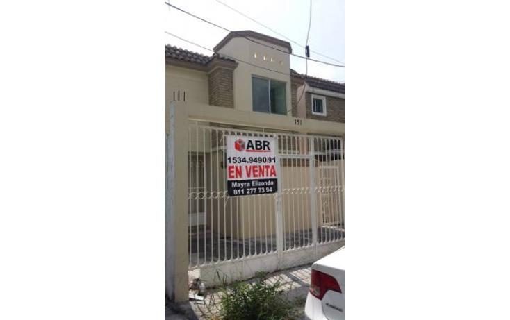 Foto de casa en venta en  , misión de guadalupe, guadalupe, nuevo león, 1141341 No. 01