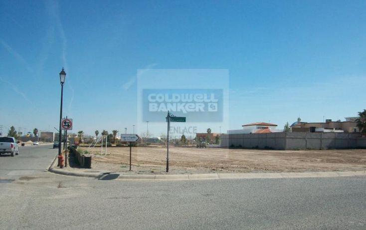 Foto de terreno habitacional en venta en mision de los lagos esq san lorenzo, misiones de los lagos, juárez, chihuahua, 769491 no 01
