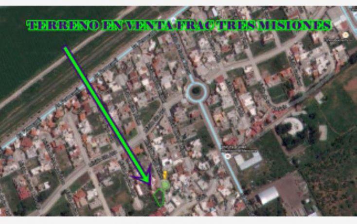 Foto de terreno habitacional en venta en mision de san mateo, hacienda de fray diego, durango, durango, 1596054 no 01