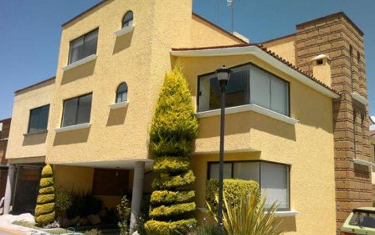 Foto de casa en condominio en renta en mision de san rafael calle ceboruco 602, azteca, toluca, estado de méxico, 1697244 no 01