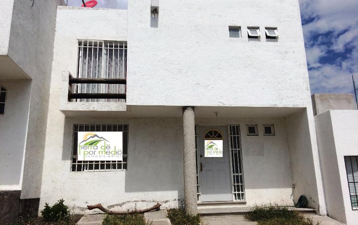 Foto de casa en venta en  , misión de santa sofía, corregidora, querétaro, 1815788 No. 01