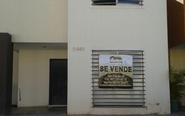 Foto de casa en venta en, misión del álamo, culiacán, sinaloa, 1832700 no 01
