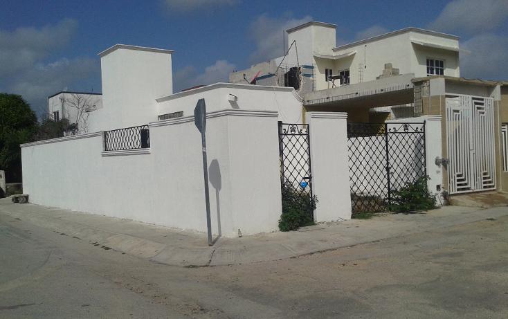 Foto de casa en venta en  , misión del carmen, solidaridad, quintana roo, 1646654 No. 01