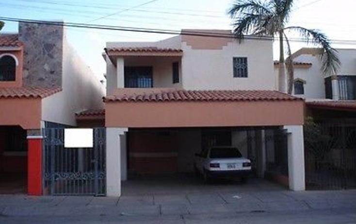 Foto de casa en venta en  , misión del real, hermosillo, sonora, 1515718 No. 01