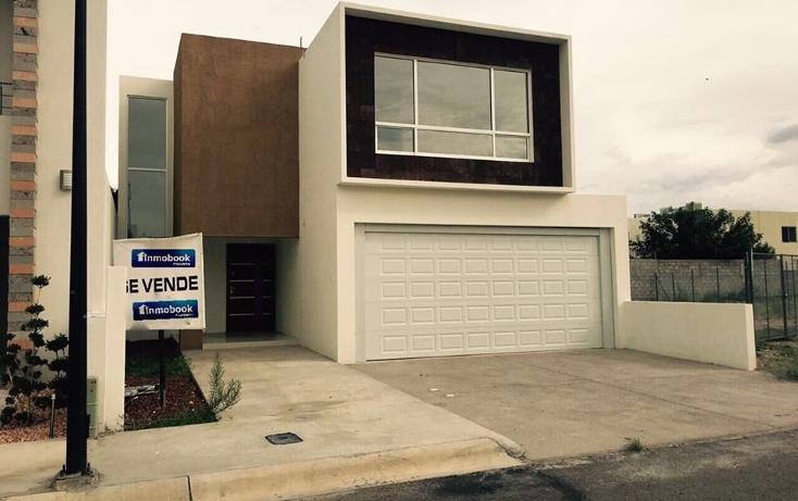 Foto de casa en venta en  , misi?n del valle ii, chihuahua, chihuahua, 1459617 No. 01