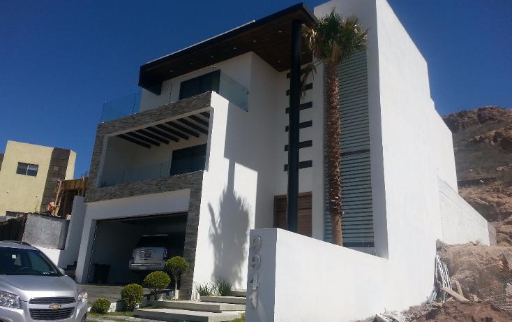 Foto de casa en venta en  , misión del valle ii, chihuahua, chihuahua, 1755862 No. 01