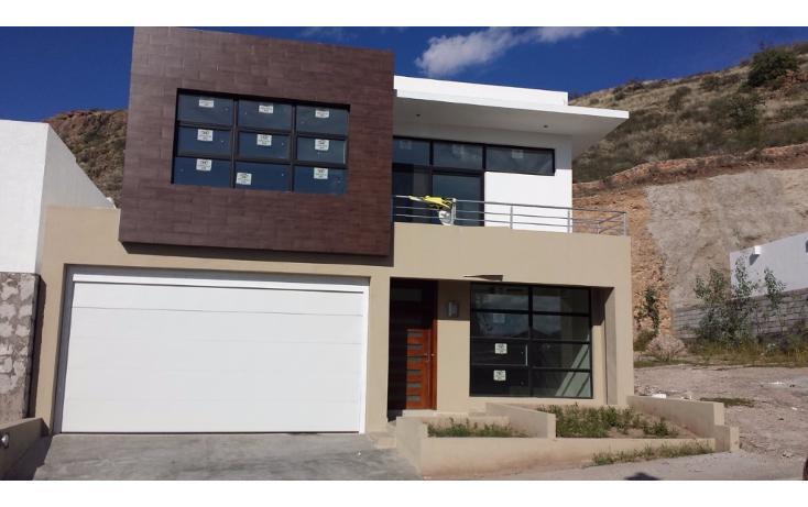 Foto de casa en venta en  , misión del valle ii, chihuahua, chihuahua, 2013882 No. 01