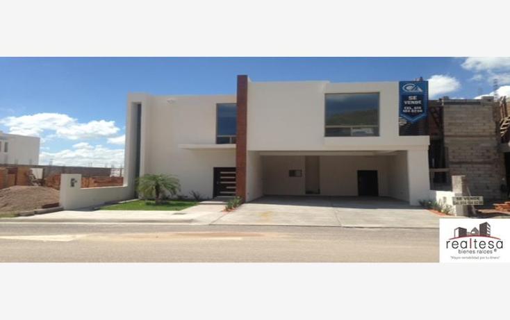 Foto de casa en venta en  , misi?n del valle ii, chihuahua, chihuahua, 590655 No. 01