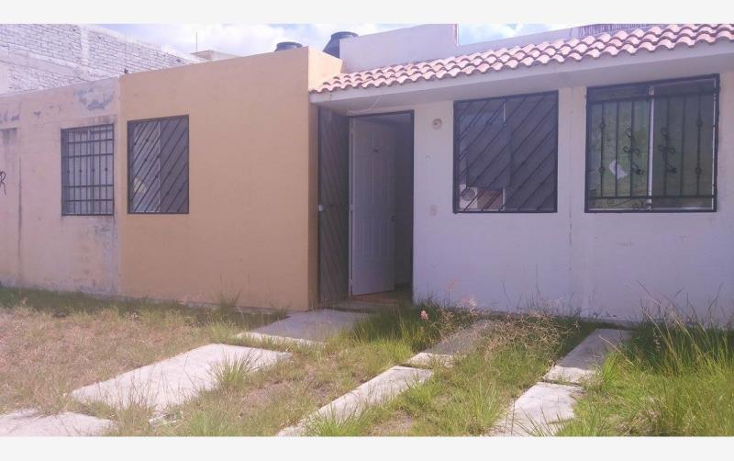 Foto de casa en venta en  , misión del valle iii, morelia, michoacán de ocampo, 1534918 No. 01