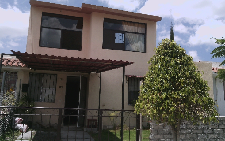 Foto de casa en venta en  , misión del valle iii, morelia, michoacán de ocampo, 1993842 No. 01