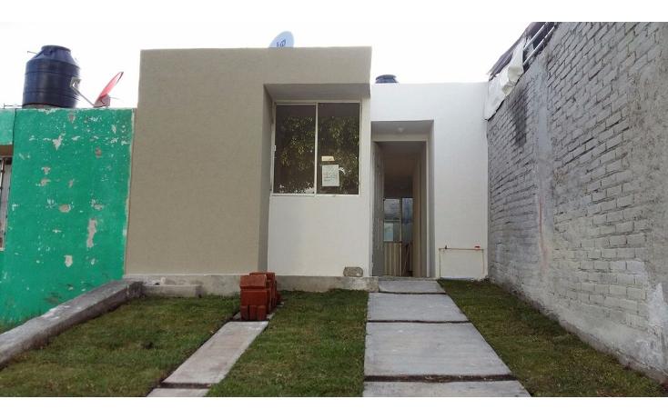 Foto de casa en venta en  , mision del valle, morelia, michoacán de ocampo, 1053007 No. 01