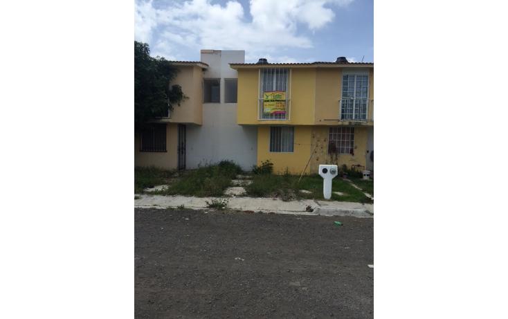 Foto de casa en venta en  , mision del valle, morelia, michoacán de ocampo, 1553110 No. 01