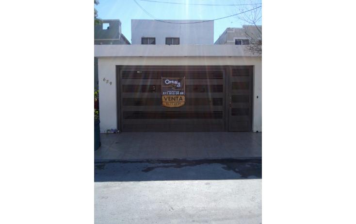 Foto de casa en venta en  , misi?n fundadores, apodaca, nuevo le?n, 1483959 No. 02