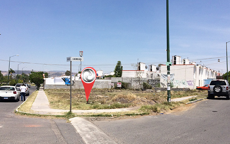 Foto de terreno comercial en venta en  , misión fundadores, querétaro, querétaro, 1057783 No. 02