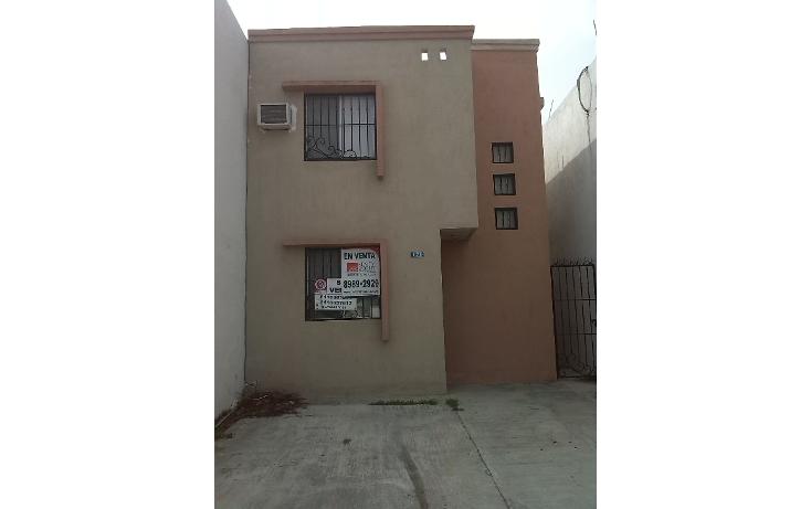 Foto de casa en venta en  , misión los olivos, apodaca, nuevo león, 1453431 No. 01