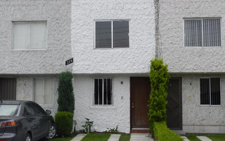 Foto de casa en venta en  , misiones de santa esperanza, toluca, méxico, 1865606 No. 01
