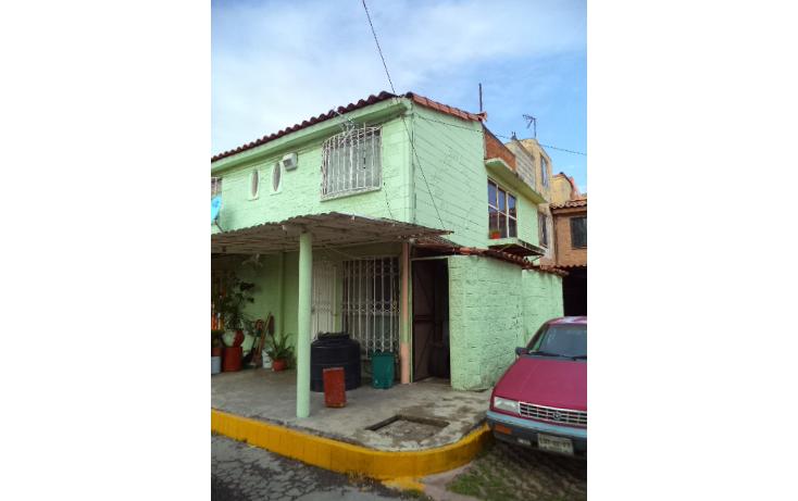 Foto de casa en venta en  , misiones i, cuautitlán, méxico, 1286361 No. 01